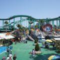 【サンタクルーズ】海と遊園地が同時に楽しめるエンターテイメントパーク #Santa Cruz Beach Boardwalk(サンタクルーズ・ビーチ・ボードウォーク)
