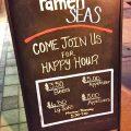 【サニーベール】「魚介」コンセプトのラーメン居酒屋 #Ramen Sea(ラーメン・シーズ)