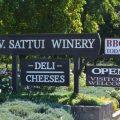 【ナパバレー】おすすめワイナリー② ピクニックができる緑いっぱいの人気スポット #V. Sattui Winery(ブイ・サットゥーイ・ワイナリー)