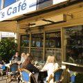 【サンフランシスコ】オーガニックや地元の食材を取り入れたイタリアンビストロ #Rose's Cafe(ローゼズ・カフェ)