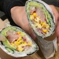 【サンフランシスコ他】寿司とブリトーのハイブリッドグルメ #sushirrito(スシリトー)