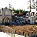 【サラトガ】著名ミュージシャンも訪れるライブ会場併設のワイナリー #Mountain Winery(マウンテン・ワイナリー)