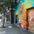 【サンフランシスコ】注目度が高いショップが集まる流行発信地 @バレンシア・ストリート